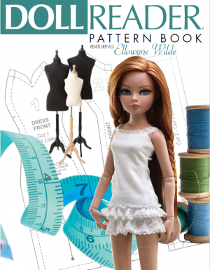 Doll Reader Pattern Book ft. Ellowyne Wilde DIGITAL